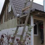 Реконструкция дачного домика.