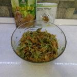 Салат витаминный зимний