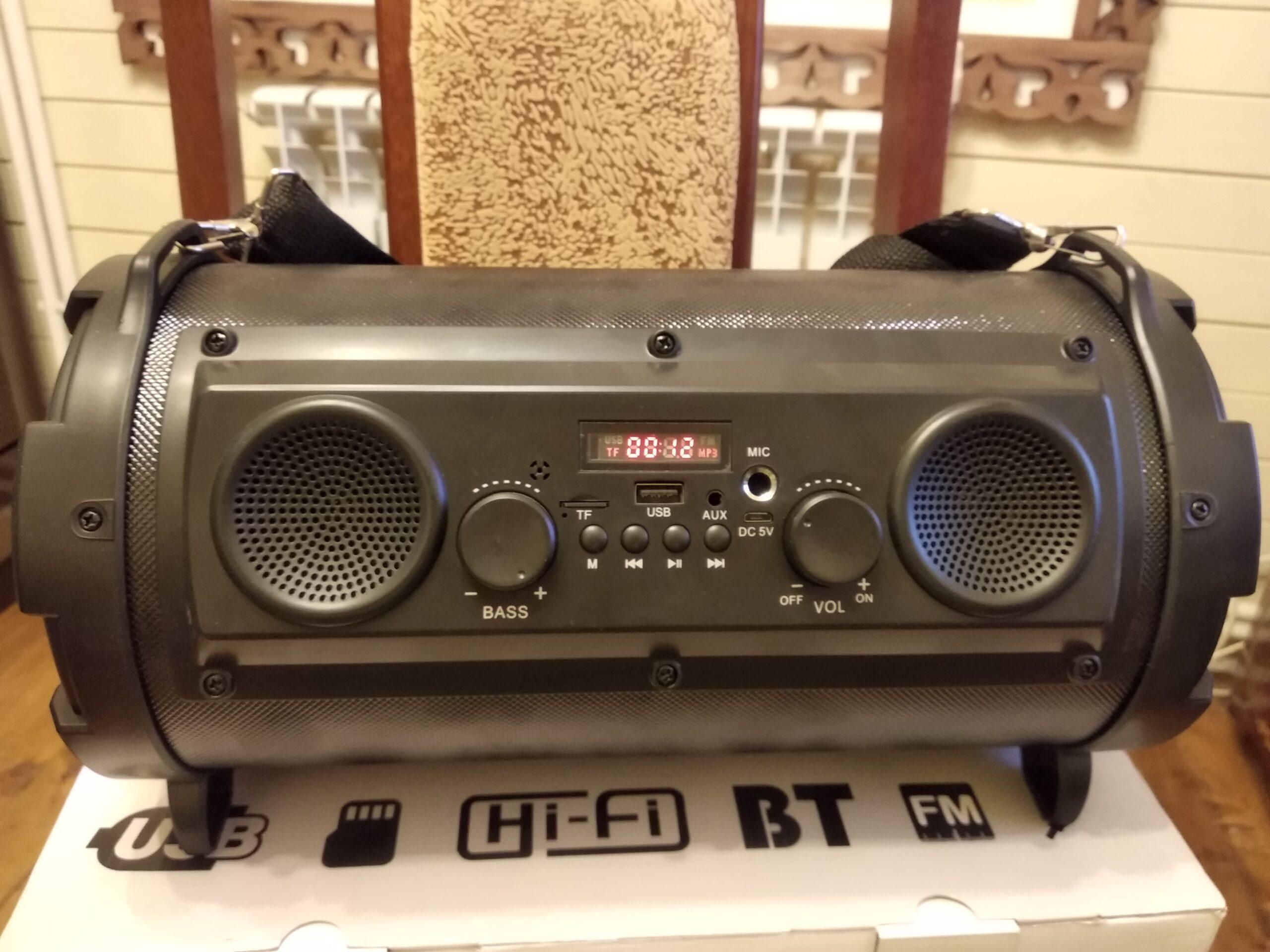 Бумбокс BT Speaker HBPC1602
