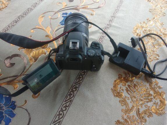 фотоаппарат canon 250d