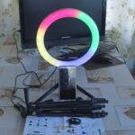 Обзор светодиодной лампы RGB LED MJ26